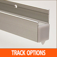 PICTURE HANGING SYSTEM TRACK OPTIONS