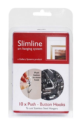 picture hanging hooks - Slimline